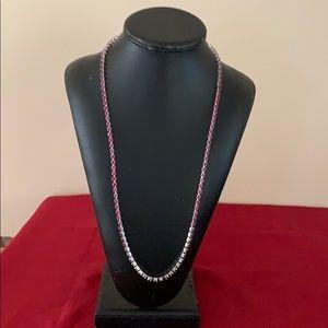 Women's chain pink